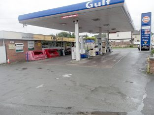 Highly Regarded Petrol Station And Convenience Store