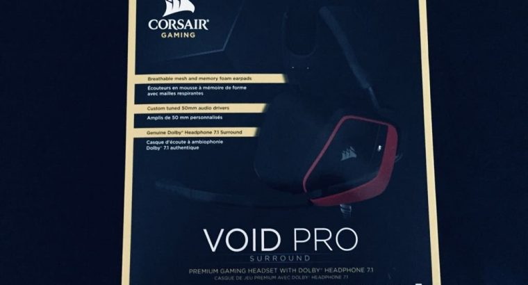 Gaming Headset – Void Pro