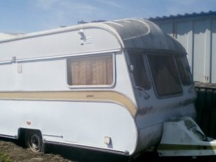 Retro, Classic Caravan – Avondale Mayfly For Renovation