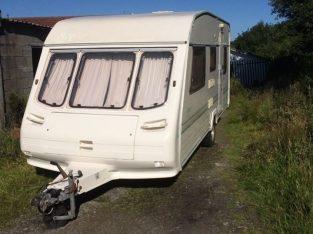 1998 4 berth Sprite Caravan