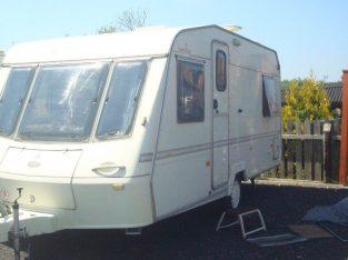Elddis crown 1998 5 berth caravan