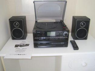 Мusic system, Steepletone SMC922