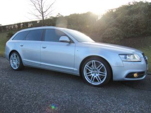 Audi A6 Avant 2.0TDI S Line 2011 Special Edition Automatic 170 BHP