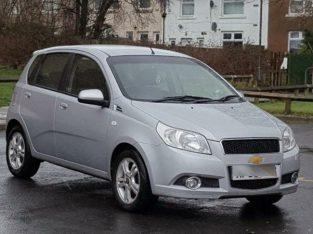 Chevrolet Aveo 1.4 LT 5dr 2010