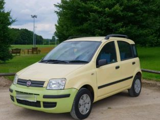 EXCELLENT CONDITION FIAT PANDA DYNAMIC ONLY 18000 MILES 2008 5DOOR 11 SERVICES FROM FIAT HPI CLEAR