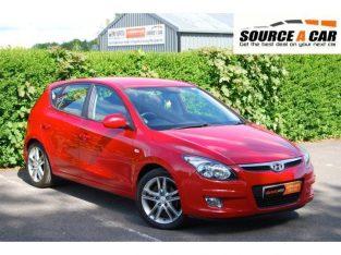 2010MY Premium Hyundai i30 1.6 ( 119bhp )