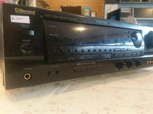 Amplifier – Sherwood R-325RDS