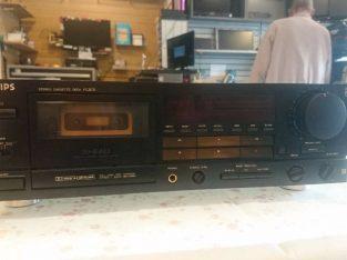 Rare Philips FC870 tape seperate