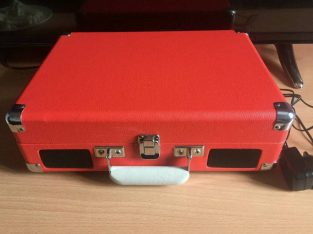 Fully working Crosley Record Player