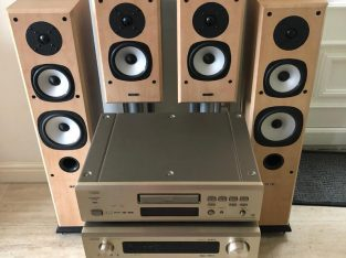 Acoustic Energy EVO 5.1 Surround sound speakers system