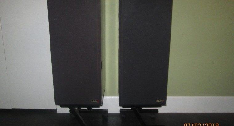 £126 B&W Speakers