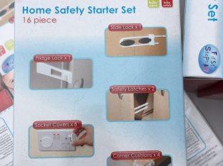 Bargain – Joblot 16 piece home safety starter set 22 boxes