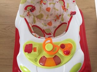 Great Condition – Red Kite Baby Walker