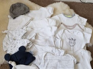 Sleepsuits and Vests