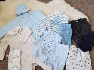 Baby Clothes – Baby boy 0.3 months