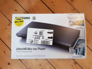Ultra HD Blu-ray Player, SAMSUNG UBD-M9000 Smart 4K + Planet Earth 2 & Everest