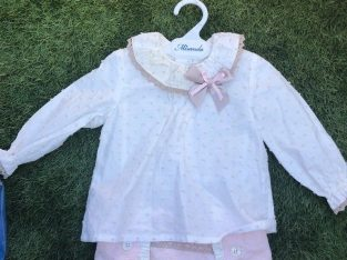 Spanish dresses and sets – Baby girls