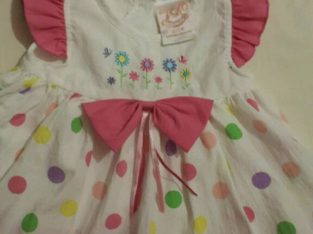 Colorful Baby girl clothes