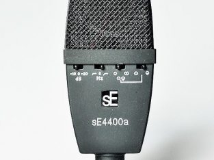 Very Good Condition, Condesner Mic – SE4400a