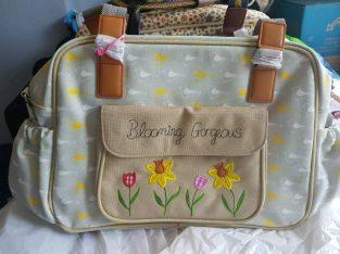 New Chnaging bag