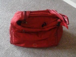 Lovely Pacopod red bag