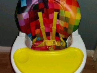 Stylish Cosatto megapixel 360° swivel highchair