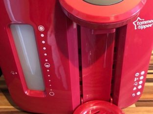 Prep Machine in Red, Tommee Tippee