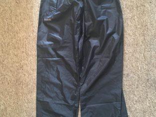 Waterproof trousers, BNWT