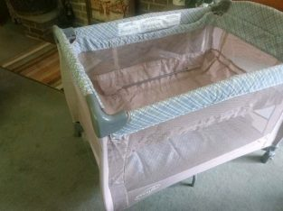 Evenflo Travel Cot