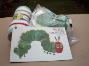 NEW – THE VERY HUNGRY CATERPILLAR ASSORTMENT