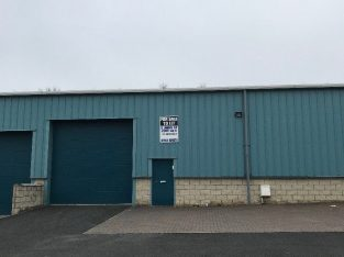 Commercial Warehouse in Kirkcaldy For Sale, 2550 sq ft – Immediate entry available