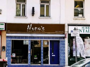 For Sale Recently complete refurbished shop with rear kitchen, rear garden and Basement
