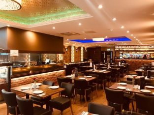 Turkish Cuisine – Beautiful Restaurant for Sale