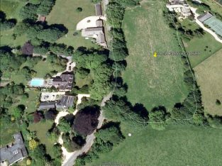 For Sale Paddock Land (rarely available) within the village of Clanfield Oxfordshire