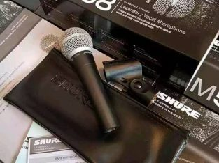 Brand New Shure Microphone SM58-SK -United States-Mexico