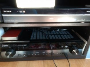 Home Cinema Receiver, Hifi – Yamaha RSX600D