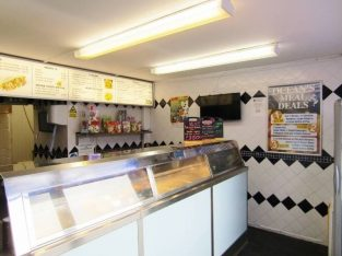 For Sale Fish and Chip Shop in the Rotherham area, South Yorkshire.