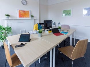 Shared/ Coworking Affordable office space in Rickmansworth – desks from £66 p/m + VAT