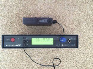 Full working order, sennheiser in ear monitor set