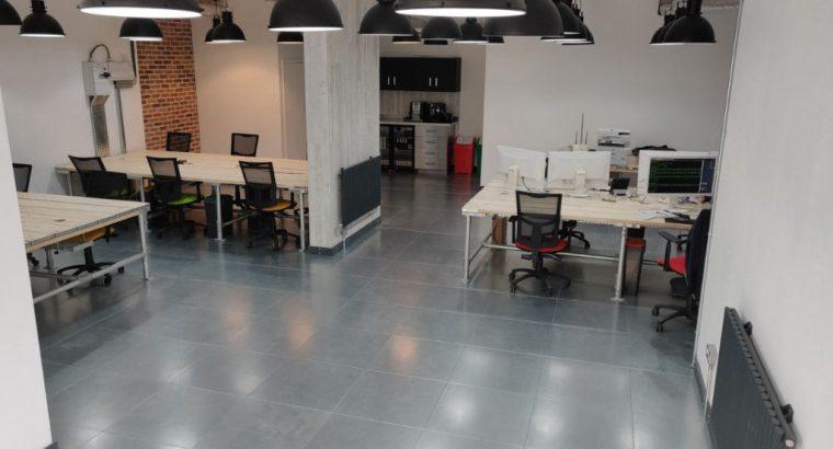 Brand New Desk Space