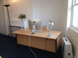 FOR RENT Desk Spaces in Bright, Spacious Office