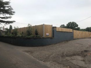 Parking for 30 cars and 3 offices near Egham Surrey