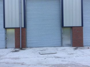 New Built Industrial Units To Let