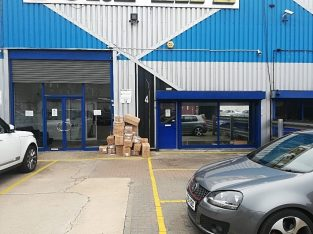 Newly built Storage units available to let – Southall/ Hanwell