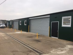 Brand new Light Industrial Unit to rent near Heathrow