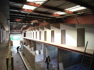 3 Months rent Free – Huge 12,000 sqft Art Hub Warehouse Co/Work Building