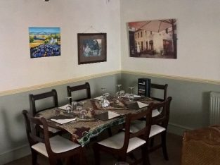 Exciting opportunity – Restaurant with accommodation