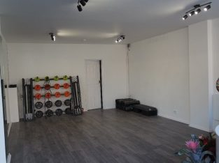 Studio space for Fitness classes/yoga/dance/martial arts/pilates/boxing/pole fitness/workshops