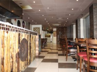 Restaurant + Commercial Kitchen, 125 Seater, For Rent in West London