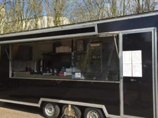 MOBILE CATERING TRAILER BUSINESS – FOR LEASE